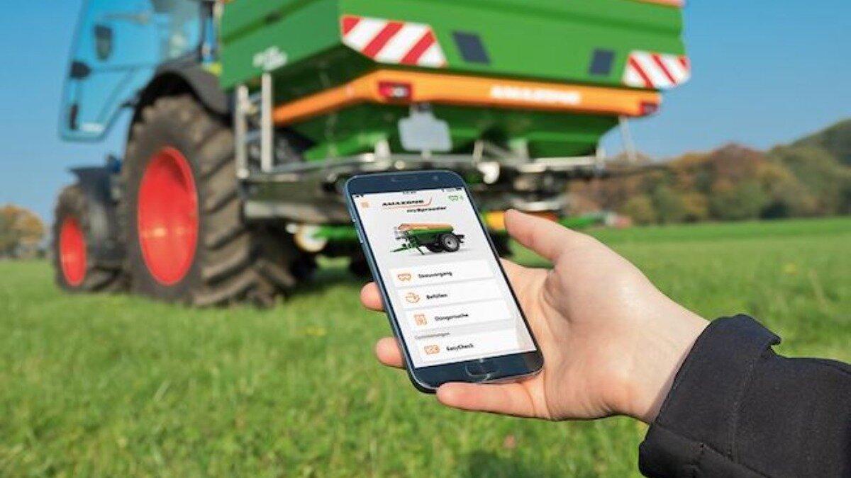 Amazone представил мобильное приложение MySpreader App