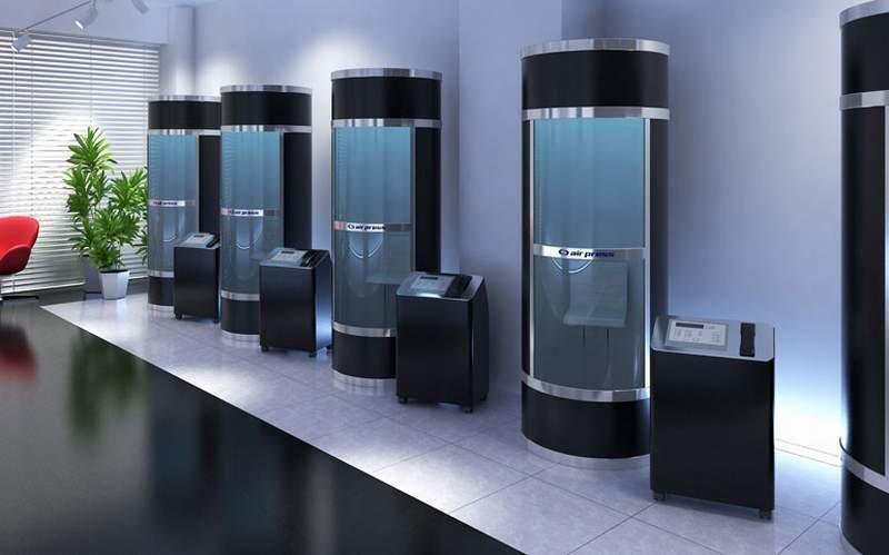 Бизнес на кислородных салонах