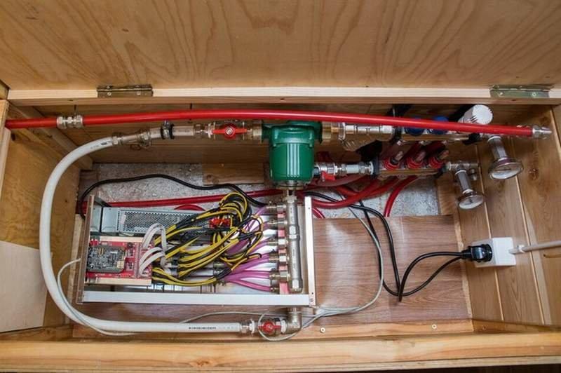 Криптокотел — отопление дома с помощью биткоина