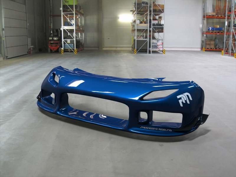 Производство бамперов для автомобилей