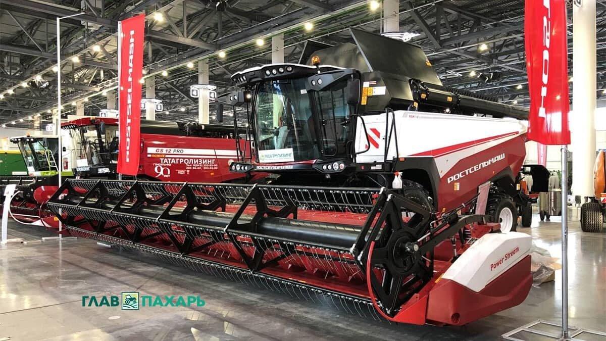 В Казани стартует крупнейшая агротехнологическая выставка ТатАгроЭкспо
