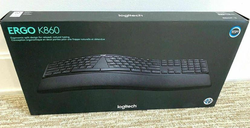 Logitech Ergo K860 – обзор, купить, цена